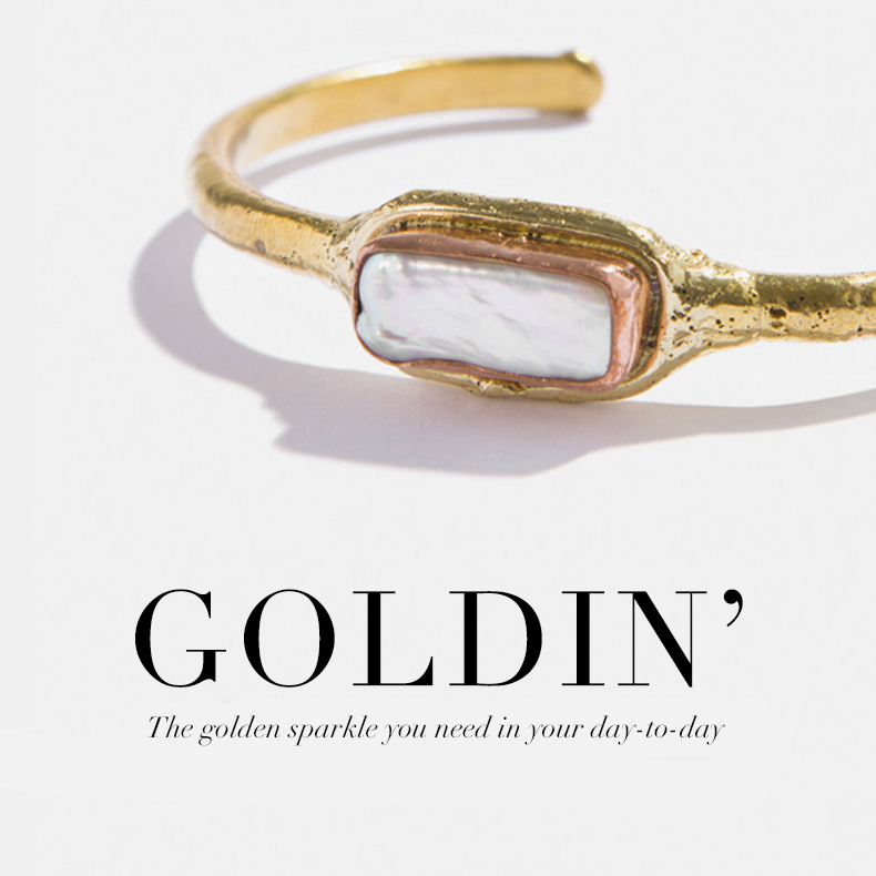 Goldin' - The golden sparkle you need in your day-to-day